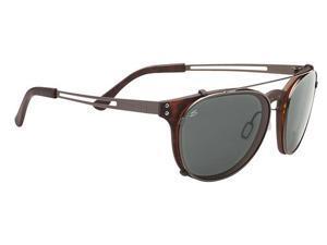 Serengeti Eyewear Sunglasses Palmiro 8055 Satin Dark Tort Polarized PhD CPG Lens