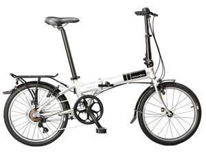 Dahon Mariner D7 Brushed Folding Bike Bicycle