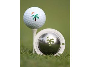Tin Cup Palmetto Moon Golf Ball Custom Marker Alignment Tool