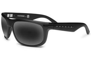 Kaenon Men's Burny Sunglasses 015-03-G12M Matte Black Polarized W/Case