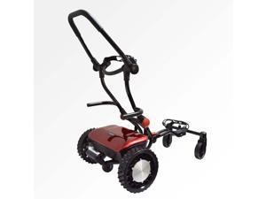 2015 FTR Caddytrek R2 Red Robotic Electric Golf Cart Caddy Trek