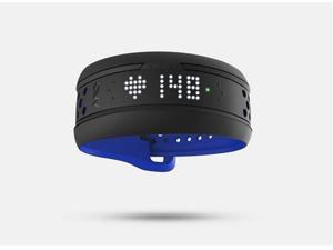 Mio Fuse Cobalt 59P-LRG-BLU  Heart Rate Training + Activity Tracker