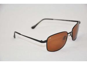 Serengeti Eyewear Sunglasses Palinuro 8383 Satin Black Driver Polarized Lens