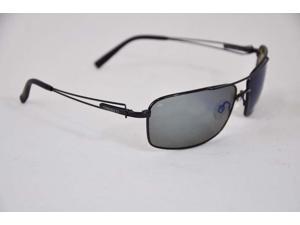 Serengeti Eyewear Sunglasses Dante 8458 Black Pearl Blue Polarized Lens