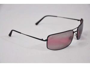 Serengeti Eyewear Sunglasses Treviso Satin Black Polarized Sedona 8440