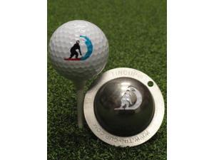 Tin Cup Surf's Up Golf Ball Custom Marker Alignment Tool