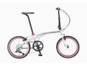 Dahon Mu D8 Brushed Folding Bike Bicycle