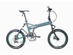 Dahon Jetstream D8 Jet Black Folding Bike Bicycle