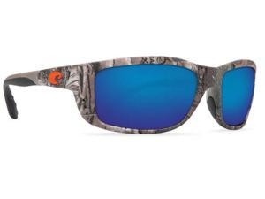Costa Eyewear Sunglasses Zane Realtree Xtra Camo Blue Mirror Polarized Lens