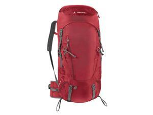 Liberty Mountain Vaude Asymmetric 48+8 Women's Red Hiking Backpack