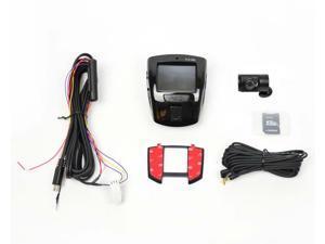 Brandmotion ADAS1000 Forward Crash & Lane Departure Driver Warning System w/DVR