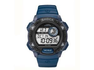 Timex Expedition Base Shock Blue Digital Watch