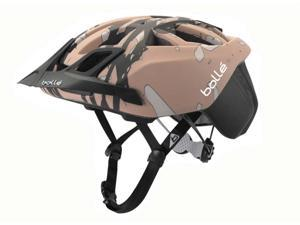 Bolle The One 31124 Mountain Bike 58-62cm Black and Brown Camo Helmet