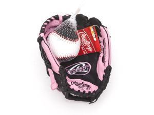 Rawlings 9 Inch Baseball Glove - Pink