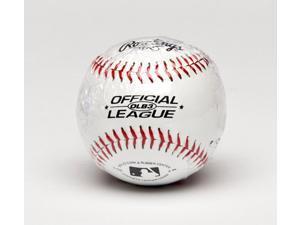 Rawlings Official League Practice Vinyl Baseball OLB3BT