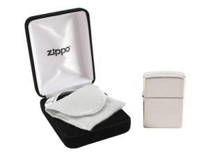 Zippo Armor Brushed Sterling Silver 27