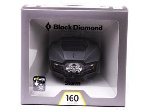 Black Diamond Storm Headlamp Dark Shadow BD620611DKSHALL1