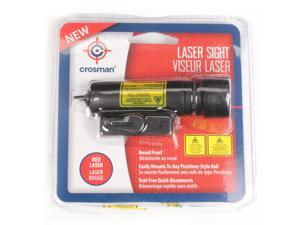 Crosman 71599 Picatinny Mount Class II Red Laser Sight