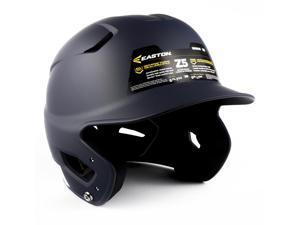 Easton A168091NY Z5 Grip Senior Batting Helmet Navy