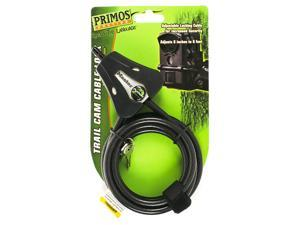 "Primos Cable Lock, Black Adjustable, Card ""TRUTH"" Cam 63096"