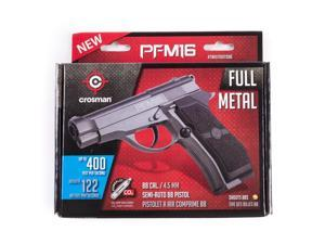 Crosman PFM16 CO2 Power, Full Metal BB Pistol PFM16