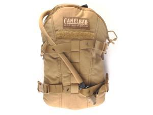 Camelbak ArmorBak 62590 100oz/3L Hydration Backpack w/Mil Spec Antidote Coyote