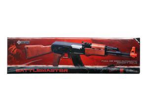 Crosman CE Battlemaster AK Spring Powered Airsoft Rifle 6 mm BB 52005