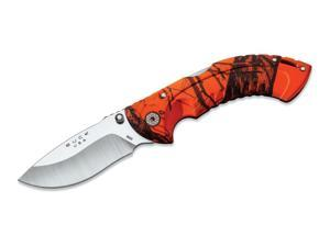 Buck Folding Blade 0395CMS9-C Omni Hunter, 10 PT