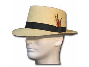 PORK PIE MILAN Panama Natural Straw Hat Dress 7