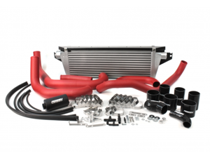 Perrin for 08+ WRX STi RED Front Mount Intercooler FMIC