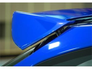 Perrin for 08-12 Subaru Impreza WRX & STi Hatch Wing Riser Extender Kit