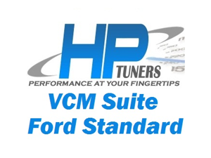 HP Tuners VCM Suite Standard Ford Vehicles MPVI Std