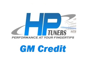 HP Tuners VCM Suite GM Standard or Professional CREDIT
