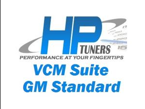 HP Tuners VCM Suite Standard GM Vehicles MPVI Std