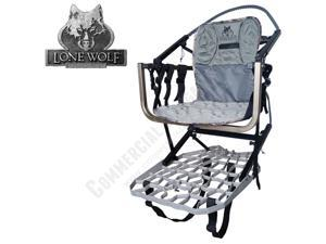 Lone Wolf Wide Sit & Climb Combo II Climbing Deer Bear Elk Hunting Expedition