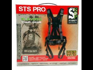 Summit Seat-O-The-Pants STS Pro Medium Waist 28-35 Safety Harness 83076