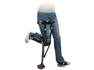 iWalk 2.0 Hands Free Crutch Black Universal Left or Right Knee