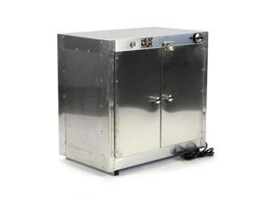 HeatMax Commercial Countertop Hot Box Cabinet Food Warmer 25 x 15 x 24 Display