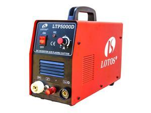 Lotos Dual Voltage 50 Amp Plasma Cutter with Pilot Arc 110V/220V LTP5000D