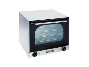 AdCraft Economy Stainless Steel Half Size Convection Oven COH-2670W