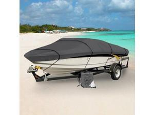 Boat Cover Gray Fits 20' - 22' Beam Width 100""
