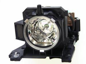 Diamond  Lamp DT00911 / CPX201/301/401L for HITACHI Projector with a Ushio bulb inside housing