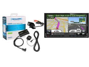Kenwood Excelon DNX890HD Car Navigation w/ SiriusXM SXV200V1 Camera JCAM1 New