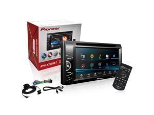 "Pioneer AVH-X2500BT 6.1"" Monitor DVD USB MP3 Bluetooth Car Stereo AVHX2500BT"