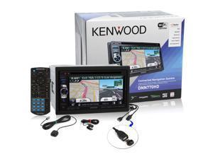 Kenwood DNN770HD Wi-Fi Embedded in Dash Car Audio Video Receiver DNN770HDB