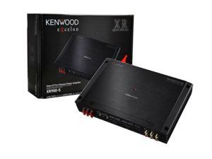 Kenwood Excelon XR-9005 5 Channel Car Amplifier 600w Amp XR9005 XR9005B