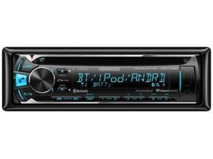 Kenwood KDC-X399 eXcelon In Dash CD Receiver w/ Built in Bluetooth KDCX399
