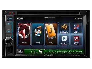 "Kenwood DNX572BH 6.2"" DVD Receiver w/ Navigation Bluetooth and HD Radio"