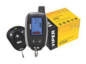 Viper 875XV LCD Car Remote Start System Starter with Keyless Entry
