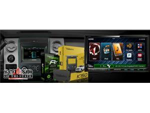 Kenwood DNX892 Navigation w/ ADS iDatalink Kit F150 & Steering Wheel Controls B
